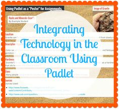 Integrating Technology in the Classroom Using Padlet | Minds in Bloom