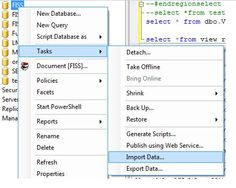 Insert data from Excel to SQL Server - SQLServerCentral