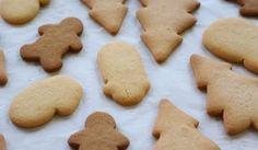 Recipe: Eleni's Sugar & Gingerbread Cookies