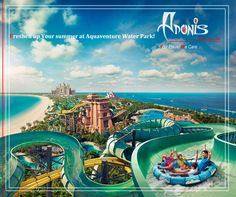 Book Your tickets and get your thrills, spills and divine relaxation!