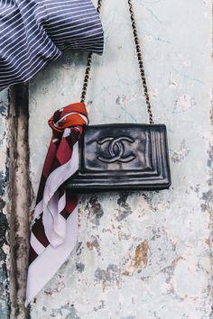 chanel flap bag ♡