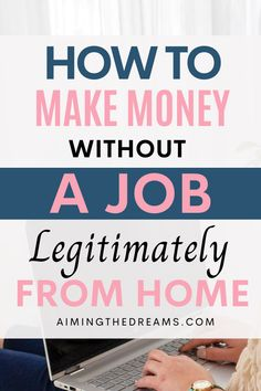 Ways To Earn Money, Earn Money From Home, Way To Make Money, Make Money Online, Legitimate Work From Home, Work From Home Jobs, Freelance Writing Jobs, Show Me The Money, Quitting Your Job