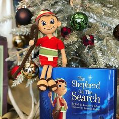 Shepherd on the Search Interactive Books For Kids, The Search, Advent Season, Christmas Time, Christmas Ornaments, Beginning Reading, Let The Fun Begin, The Shepherd, Your Child