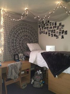 99 Awesome And Cute Dorm Room Decorating Ideas (68)