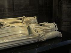 Basilique royale de Saint-Denis - gisants de Charles VI et d'Isabeau de Bavière, son épouse | Flickr: partage de photos!