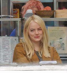 Gwen Stacy, Emma Stone Makeup, Emma Stone Blonde, Ema Stone, Flavio, Jack Nicholson, Celebs, Celebrities, Woman Crush