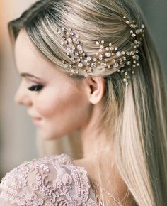 Olga Delice Bridal Hair Accessories