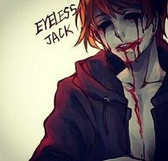 Eyeless Jack is cool what is your thoughts on him