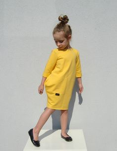 Hooded Dresses – Comfortable dress sweatshirt for cooler summer days and evenings. Sweatshirt dress - variety of colours, midi dress for girls– a unique product by millupa via en.dawanda.com