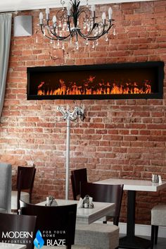 luxury electric fireplace hanging 10 best fireplaces for restaurants and bars 35 best luxury linear images on pinterest