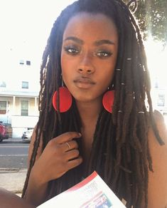 Fantasy)))) Also beautiful black women with dreadlocks opinion