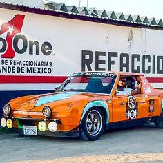 Racing Through Mexico In A Porsche 914 GT - Petrolicious