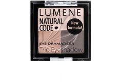 Lumene Natural Code - Natural Code Eye Dramatizer Trio luomiväri g, 12 Starry Eyeshadow, Coding, Natural, Makeup, Make Up, Eye Shadow, Eye Shadows, Beauty Makeup, Nature