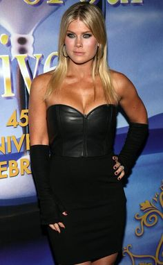 Alison Sweeney, I Would.