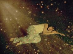 Fireflies, photo by inspiredreamcreate