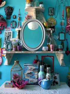 GYPSY YAYA: Paint It Turquoise!