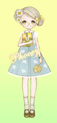 d3885dee25 (10) Tumblr Cute Anime Chibi