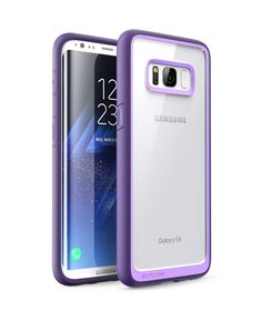 38 best samsung galaxy s8 images galaxy s8, s8 plus, samsung galaxypurple rimmed new clear transparent hybrid cell phone case cover for galaxy s8 pink phone cases