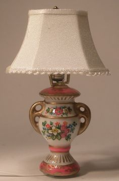 Palace Bouquet Table Lamp by Christopher Whitford
