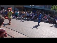 Disneyland Paris Special Guest  July 2017