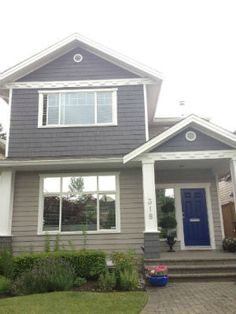 HOW MUCH TO PAINT A HOUSE | exterior house paint pictures ...