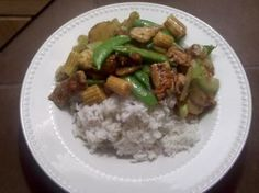 Rockin' The Kitchen: So I cheated a little !! It's Monday !!