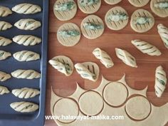 Fingerfood - Fingerfood idea & tips Pastry Recipes, Baking Recipes, Dessert Recipes, Snacks Recipes, Pasta Casera, Bread Shaping, Bread Art, Think Food, Snacks Für Party