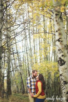 Emily Heizer Photography with Flair: Available Nation & World Wide: South Lake Tahoe Fall Engagement Pictures (Maggie & Chris)