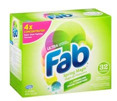 HOT New Printable Coupon = $0.97 for 32 Loads of Laundry!  http://www.couponcloset.net/hot-new-printable-coupon-0-97-32-loads-laundry/