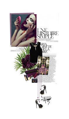 """""""the perfect lipstick"""" by summerbreeze85 ❤ liked on Polyvore"""