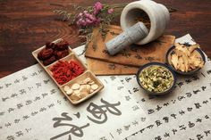 """Chinese herbs work more slowly than pharmaceutical drugs, but the rewards are much greater than western medicine's so called """"quick fix""""."""