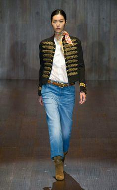 Gucci RS15 1144. Q chaquetaa!!Almudena González León.