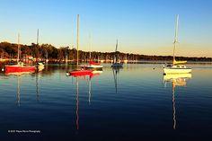 Lake Calhoun Sailboats
