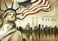 September 11 - Never forget We remember those who lost their lives on this fateful day 14 years ago. Our thoughts & prayers go out to the victims and their loved ones. We will never forget. 11 September 2001, Remembering September 11th, Remembering 911, We Will Never Forget, World Trade Center, The Freedom Tower, 911 Memorial, Thing 1, United We Stand