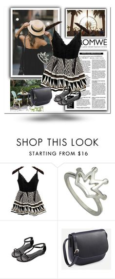 """""""Romwe #7"""" by amina-haskic ❤ liked on Polyvore featuring Été Swim and romwe"""