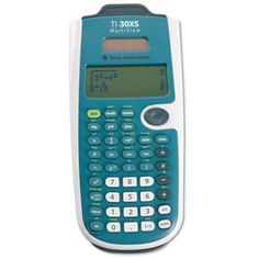 New TI-30XS Multiview Calculator Used For GED Tests #TexasInstruments