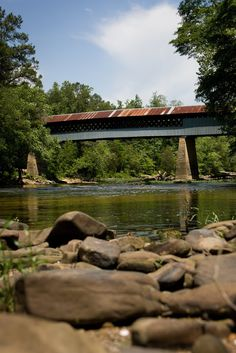 Swann Bridge - Blount County, AL