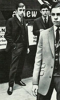 Hackney Boys - 60s Mods Slick