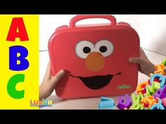 ABC with Elmo's On the Go Letters Playset    Alphabet Letters for Kids abcdefghijklmnopqrstuvwxyz - YouTube Letters For Kids, Learning Letters, Alphabet Letters, Educational Videos, Anniversary Ideas, Elmo, Beautiful Outfits, Card Ideas, Christmas Cards