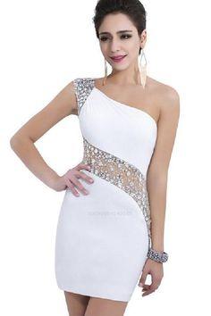 2c2c0a2e70 Homecoming Dress White  HomecomingDressWhite