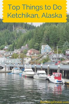 Top Things to do in Ketchikan Alaska. Alaska cruise is like heaven on earth. Here is the list of things you could do at this exciting destination. Cruise Port, Cruise Travel, Cruise Vacation, Travel Usa, Travel Tips, Disney Cruise, Vacation Ideas, Family Cruise, Travel Guides