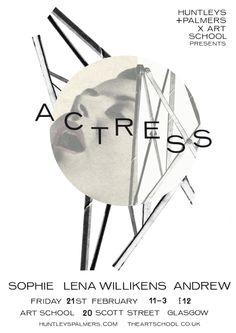 Actress @ Art School - February 2014