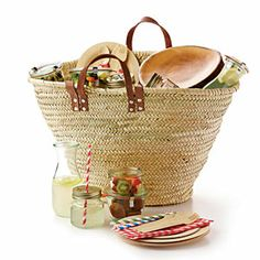 Christmas Gift Ideas: Picnic Basket < Christmas Gifts for Her - Southern Living Mobile