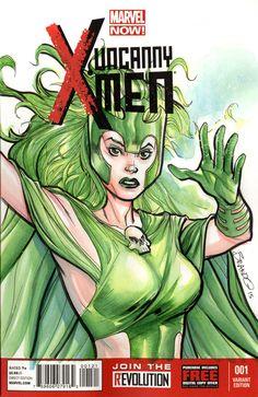 The Mistress of Magnetism: LORNA DANE POLARIS Appreciation - Page 112