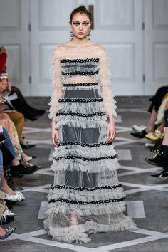 Huishan Zhang Fall 2019 Ready-to-Wear Collection - Vogue