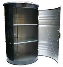 Resultado de imagen de ideas con barriles de metal