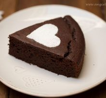 Gaštanovo-čokoládový koláč bez múky Healthy Cookies, Sweet Tooth, Recipes, Food, Cakes, Cake Makers, Healthy Biscuits, Essen, Kuchen