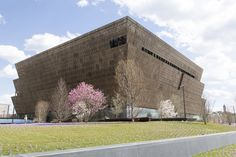 The National Museum of African American History and Culture in Washington, DC. Photo: Michael R. Barnes, courtesy the Smithsonian Institution.