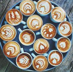 That's a lotta latte's.