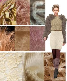 SPINEXPO Textiles Trends A/W 2012 - Re-Defining the Future